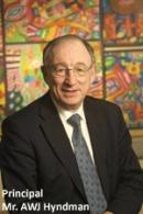 Mr Hyndman-Principal