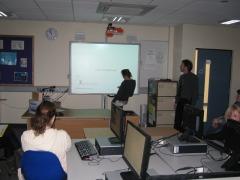 Whiteboard training